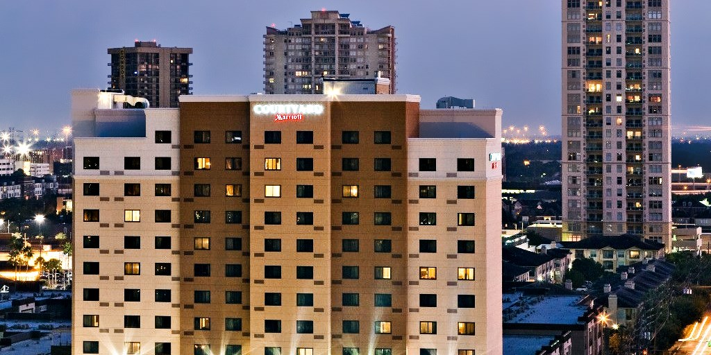 Courtyard by Marriott Houston by the Galleria -- Houston, TX