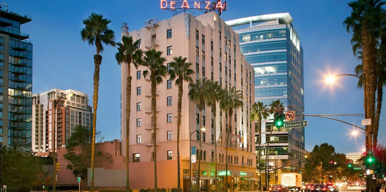 Hotel De Anza -- San Jose, CA