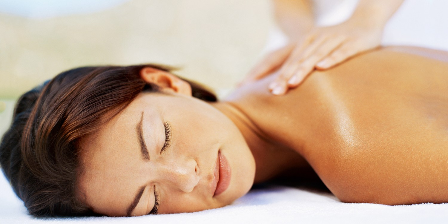 $45 -- Top-Rated Downtown Spa: Hourlong Massage, Reg. $110