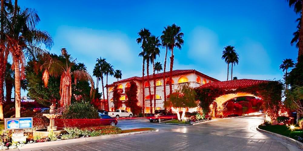 Best Western Plus Las Brisas Hotel -- Palm Springs, CA