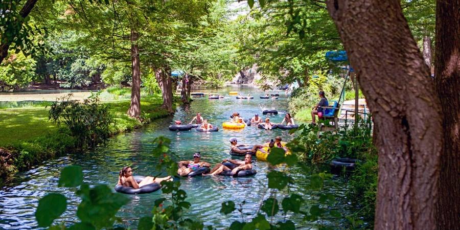 The Resort at Schlitterbahn -- New Braunfels, TX