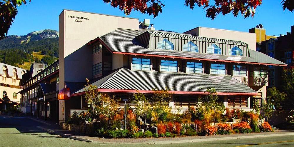 The Listel Hotel Whistler -- Whistler, British Columbia