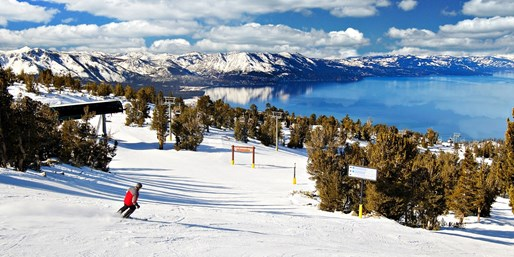 $99 -- Tahoe Ski Deal: 4 Lift Tickets + 2 Hotel Nights