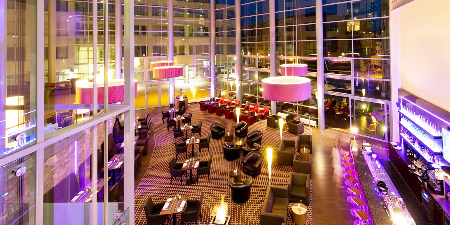Dorint Hotel am Dom Erfurt -- Erfurt