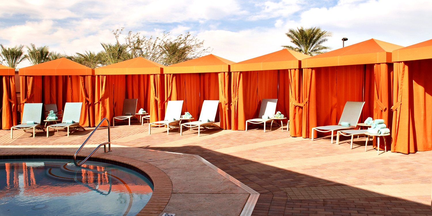 $69 -- Renaissance Glendale: Spa & Pool Day, Reg. $120