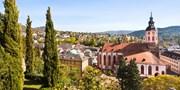 94 € -- 3 Suite-Tage in Baden-Baden mit Wein & Casino, -49%
