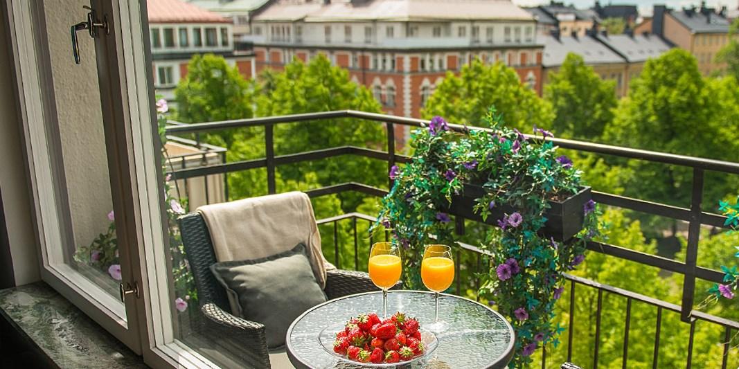 Hotel Rival -- Stockholm, Schweden
