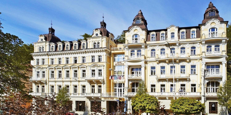 Hotel Excelsior -- Marienbad, Tschechien