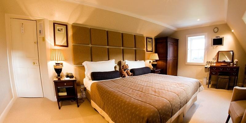 Cringletie House Hotel -- Peebles, United Kingdom