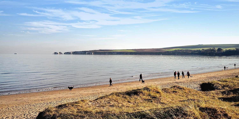 £89 & up – Dorset: Studland Bay stay w/meals, up to 40% off -- Studland