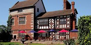 £139 -- Shropshire Mansion Stay w/Gourmet Dinner, 41% Off