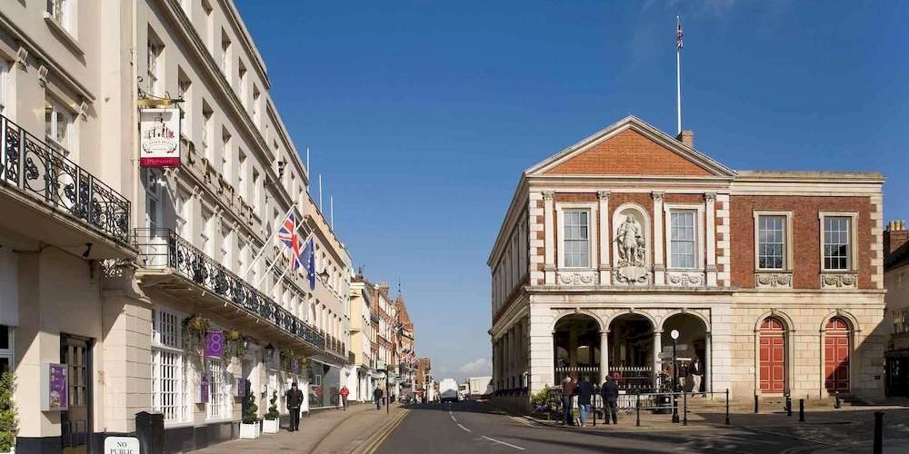 Castle Hotel Windsor MGallery Collection -- Windsor, United Kingdom