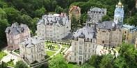 139 € -- Karlsbad: 3 Tage in Luxus-Villa mit Dinner, -59%