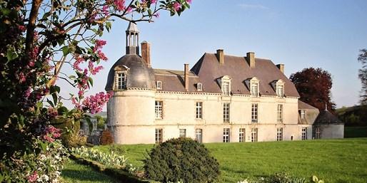 $213 -- French Château Getaway w/Champagne Tasting