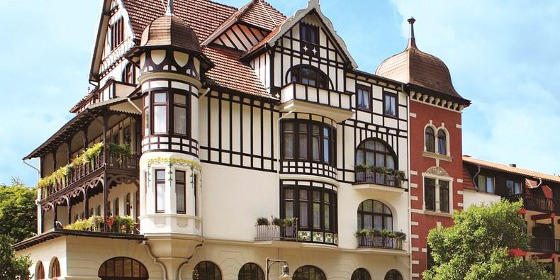 Göbel's Vital Hotel -- Bad Sachsa, Germany