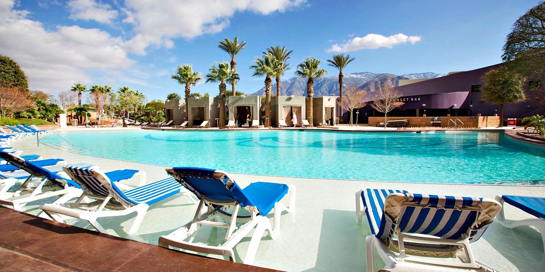 $99 -- Morongo: Spa Day w/Pool & Casino, Reg. $190