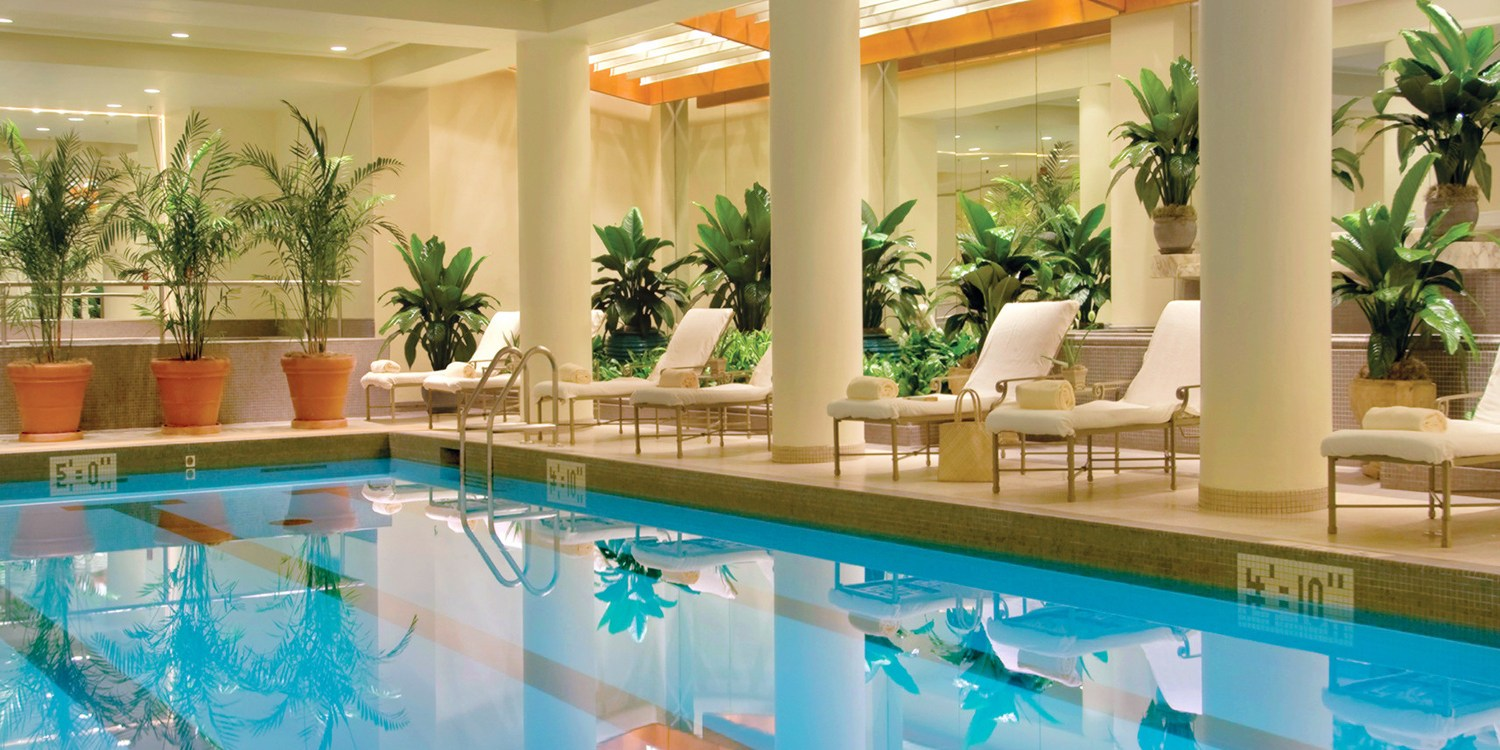 $99 -- Four Seasons Spa & Pool Day w/Massage or Facial