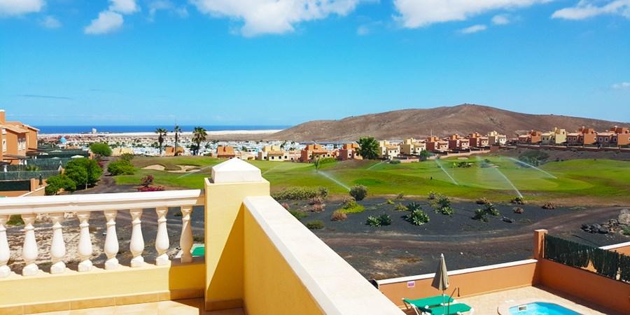 Hotel Mirador de Lobos Golf -- La Oliva, Spain