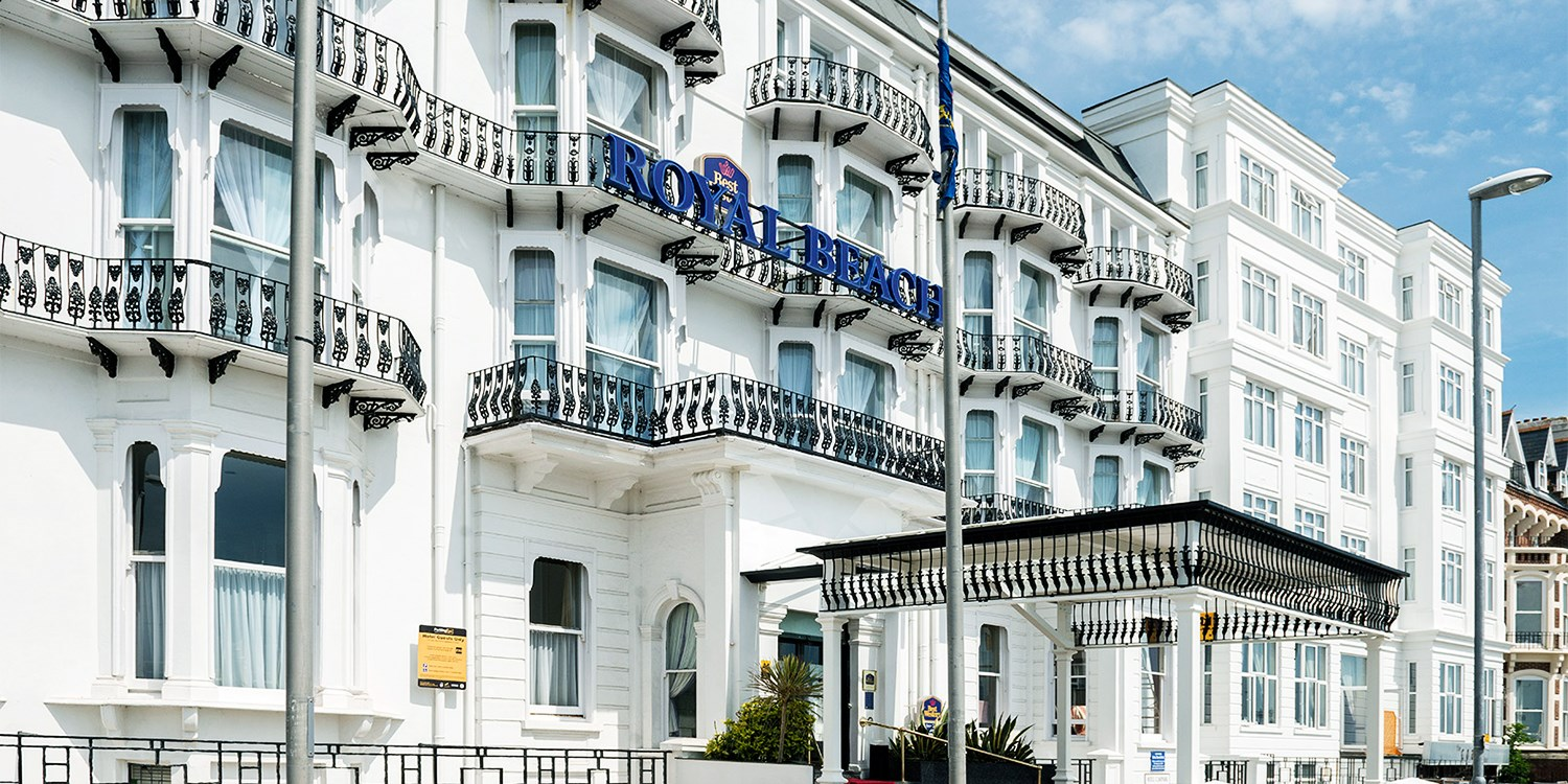 BEST WESTERN Royal Beach Hotel -- Portsmouth City, United Kingdom