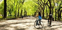 $9 -- Explore Central Park on a Bike Ride thru 2018, 50% Off