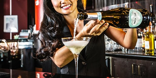 $24 -- Palazzo: 2 Specialty Cocktails at The Label