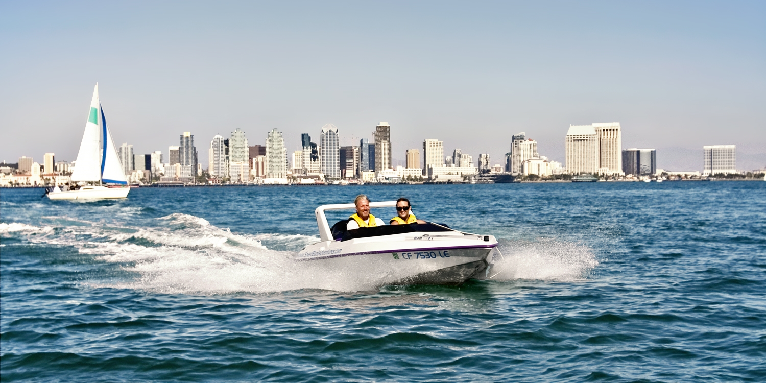 $69 -- Tampa Bay Speedboat Adventure for 2, Half Off