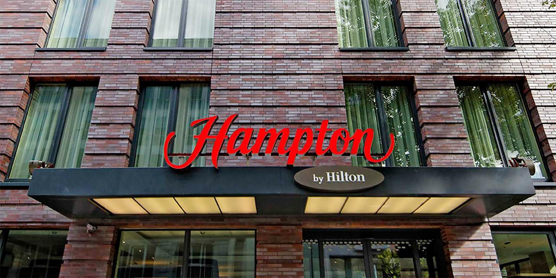 Hampton by Hilton Berlin City West -- Berlin