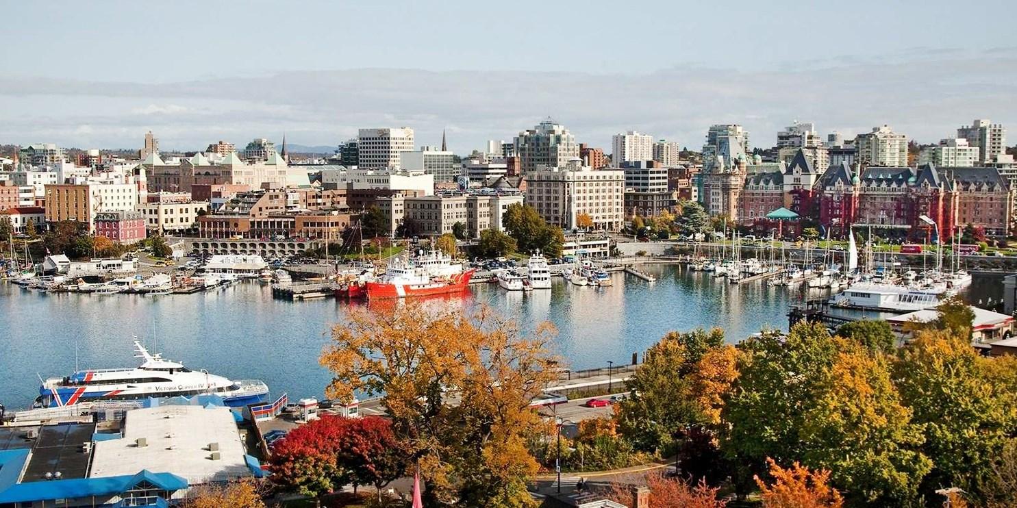 Harbour Towers Hotel & Suites -- Victoria, Canada