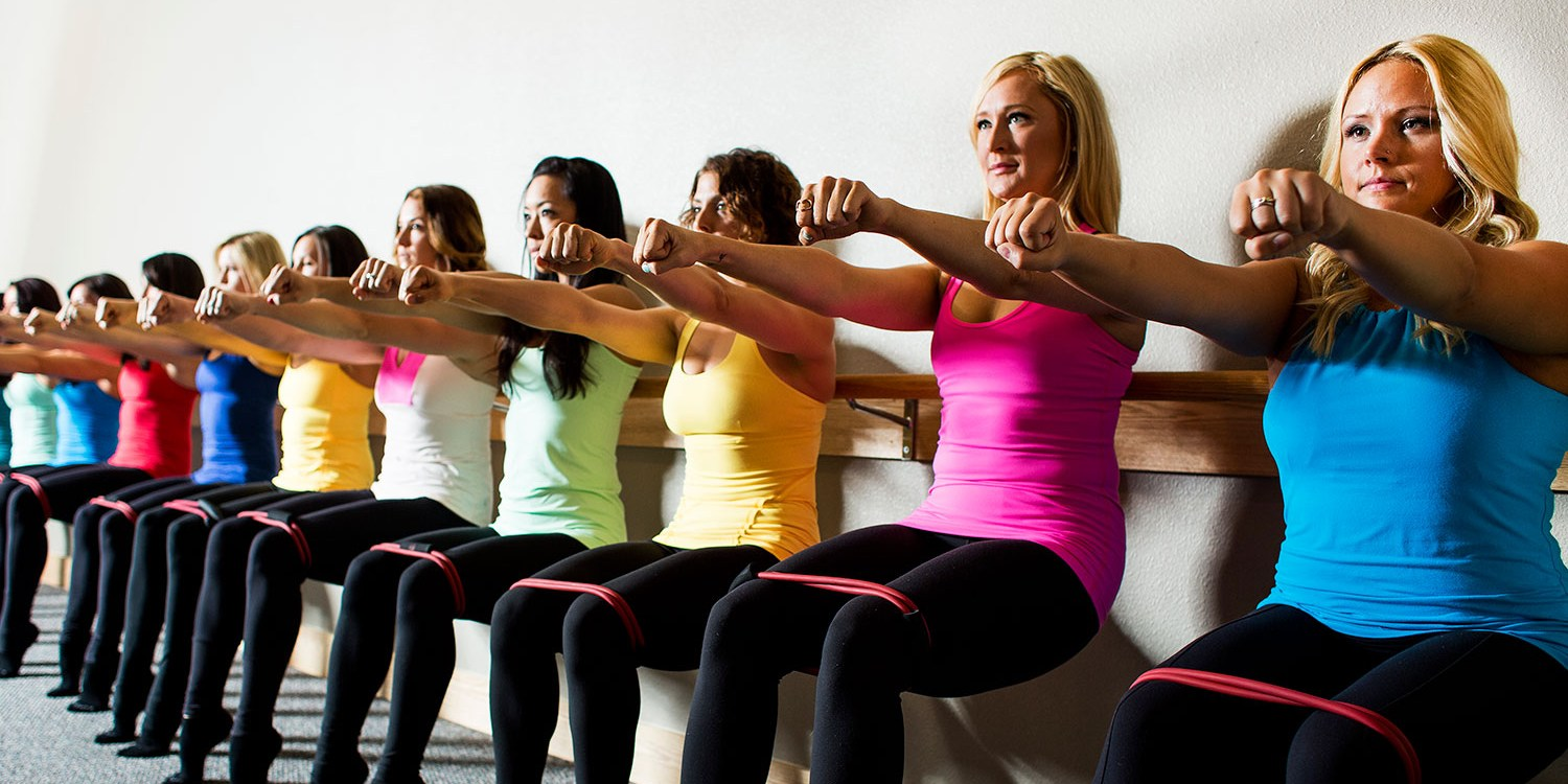 $39 -- Pure Barre: 5 Top-Rated Fitness Classes, Reg. $110