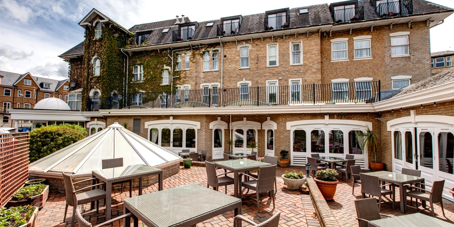 BEST WESTERN PLUS The Connaught Hotel -- Bournemouth, United Kingdom