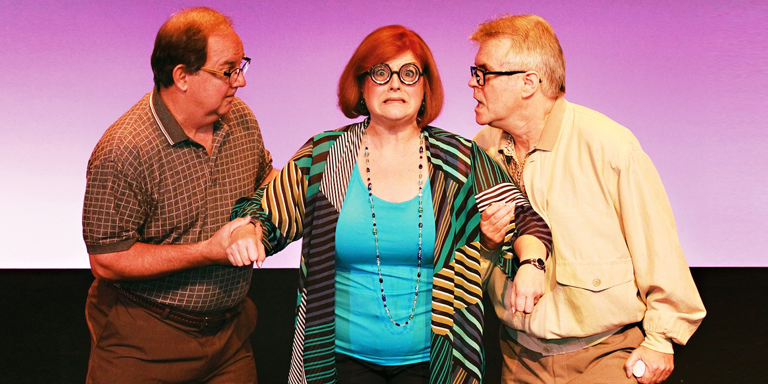 $20 & up -- New Comedy in Coral Gables, Save up to 50%
