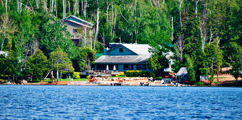 $389 -- Minnesota Wilderness Resort for 2 Nights, Reg. $733