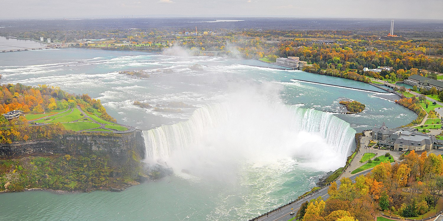 $75-$105 -- Niagara Escape incl. Weekends, Save 50%