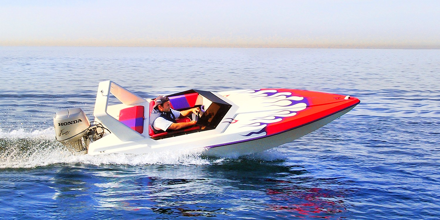 $69 -- Half Off Powerboat Adventure for 2 on the Harbour