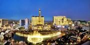 Save $150 -- Las Vegas Flights from 10 Cities into Spring