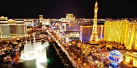 Save $200 -- Las Vegas Fares from 10 Cities