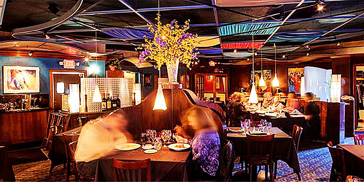 $55 -- La Bistecca: Classy Steakhouse Dinner for 2, Reg. $96