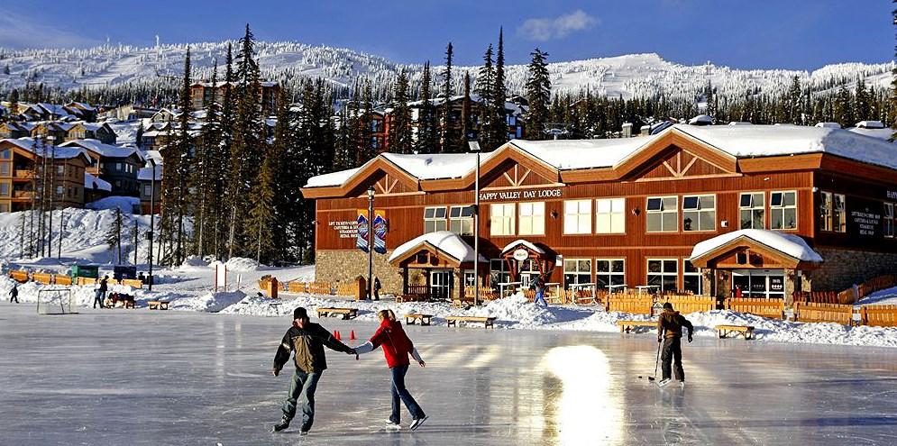 Stonebridge Lodge -- Kelowna, Canada