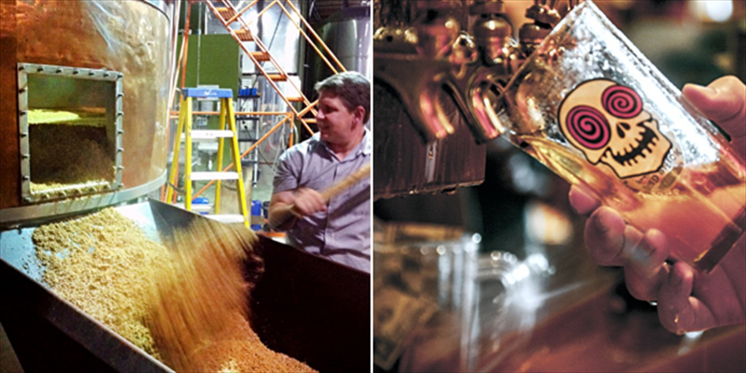 $20 -- Half Off Award-Winning Red Brick Brewery Tour for 2