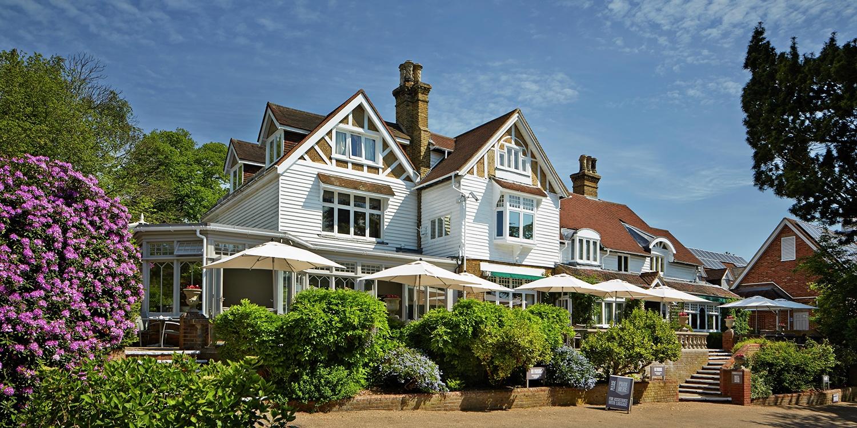 Rowhill Grange Hotel & Utopia Spa -- Hextable