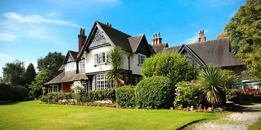 £99 -- Cheshire Country-House Retreat inc Meals, Was £174