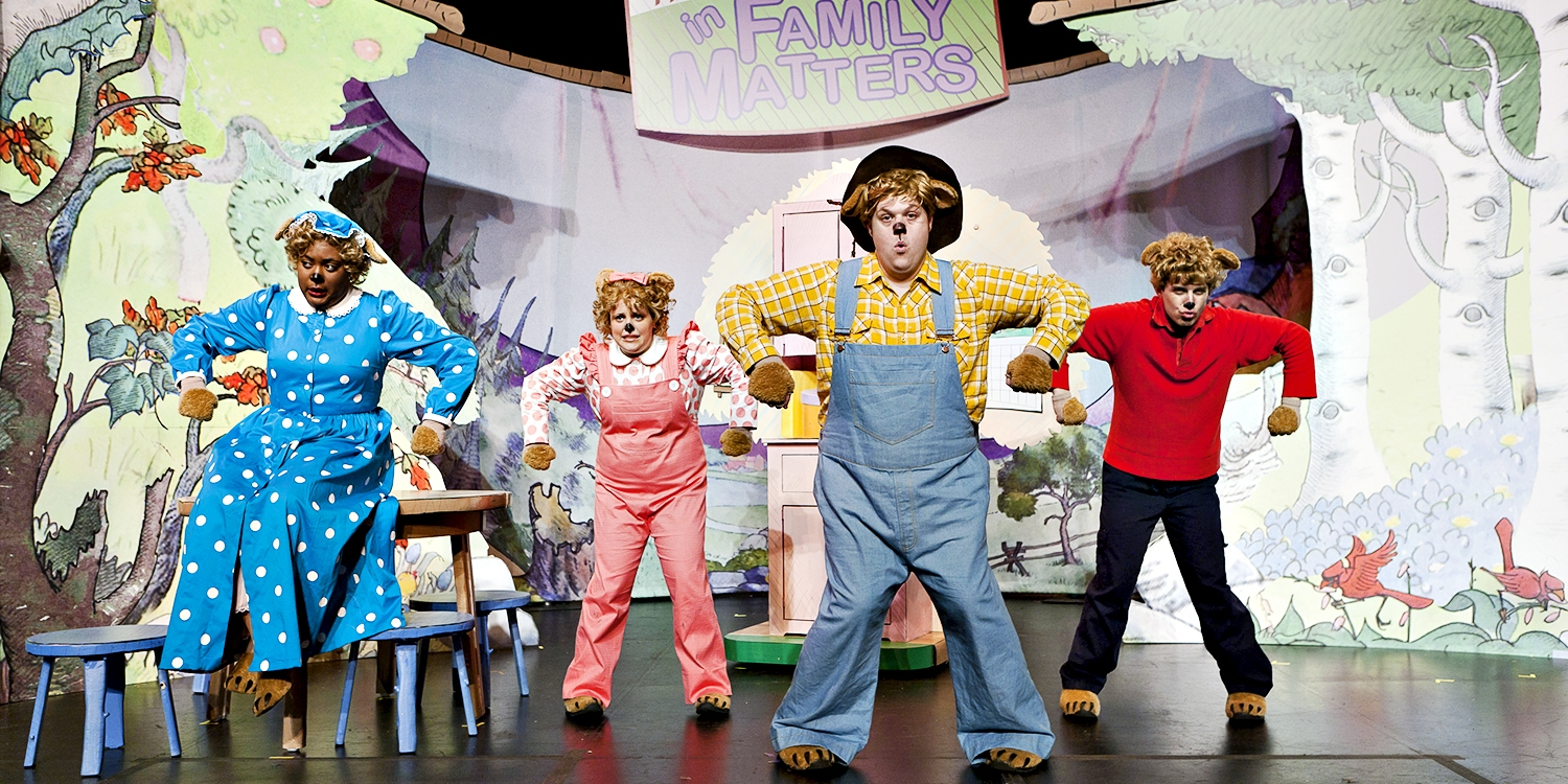 $26-$29 -- 'The Berenstain Bears Live' in NYC, up to 55% Off