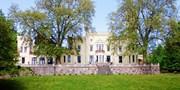 99 € -- Seenplatte: 3 Tage in Märchenschloss & Dinner, -42%