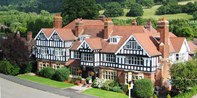 £129 -- Malvern Hills Stay w/Meals & Cream Tea