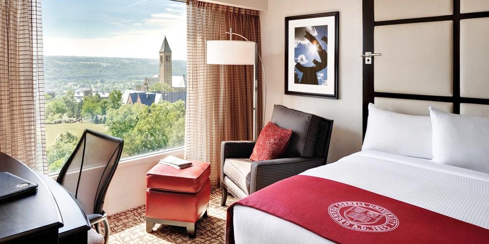 The Statler Hotel at Cornell University -- Ithaca, NY