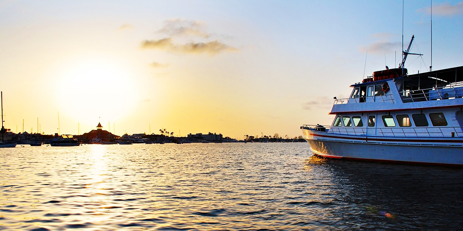 $14 -- Newport Sunset Cruise w/Drink, Reg. $30