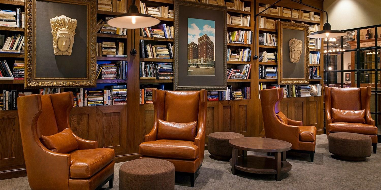 The Lincoln Marriott Cornhusker Hotel  -- Lincoln, NE