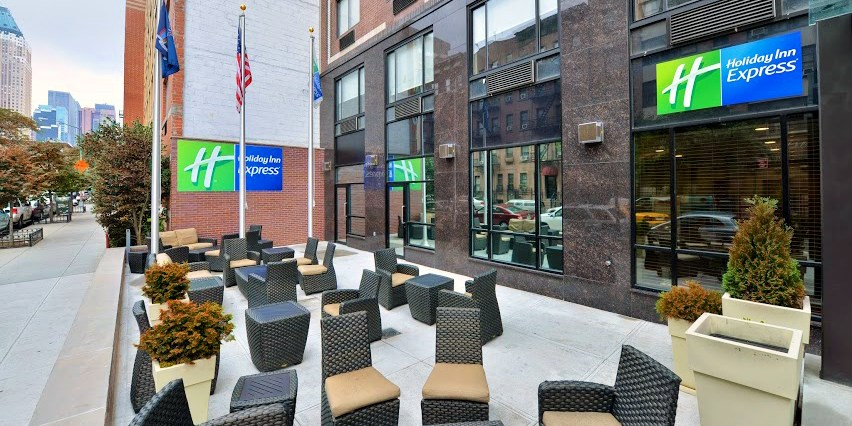 Holiday Inn Express Midtown West -- Midtown - Times Square, New York