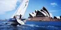 ¥370 -- 4.7折 悉尼港单人帆船航行之旅 专业指导教您扬帆掌舵 新手老手都合适
