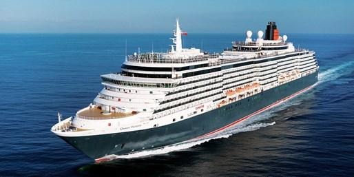 12490 € -- Queen Victoria: 81 Tage um Südamerika & Karibik